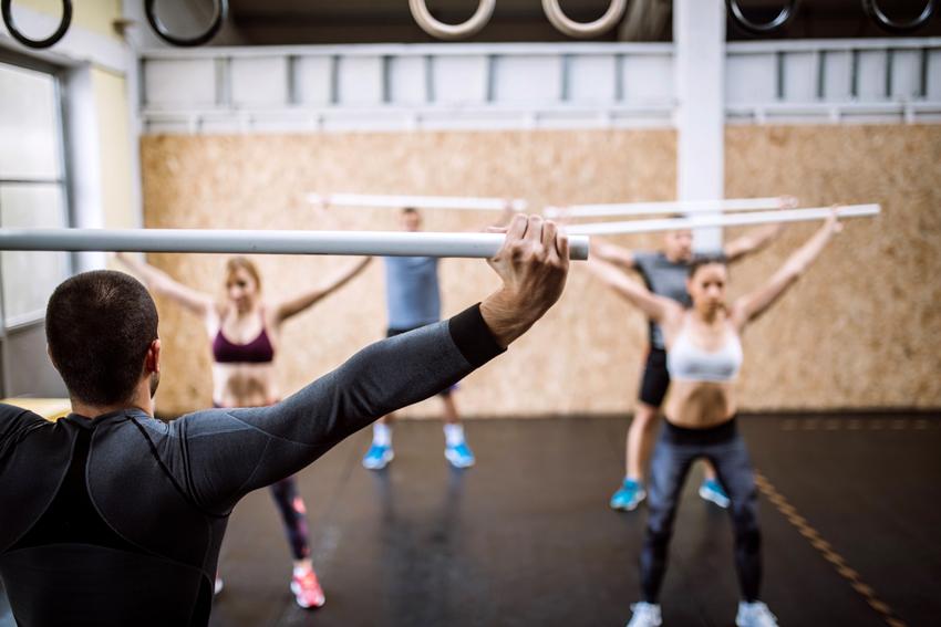 Entrainement de fitness
